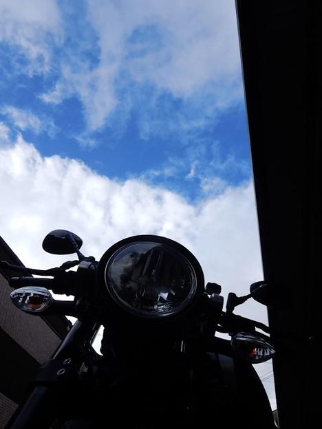 写真: XSR900 (4)
