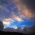 写真: 雲、出でる