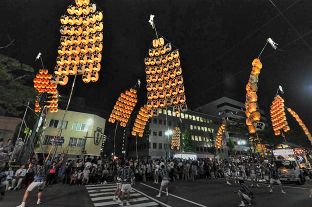 夏之祭典 - 東北秋田竿燈祭