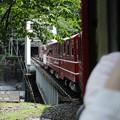 電車から見る景色