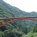 写真: 赤橋