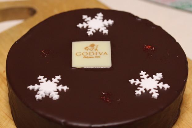 GODIVA Gateau au Chocolat(ゴディバ ガトー オ ショコラ)