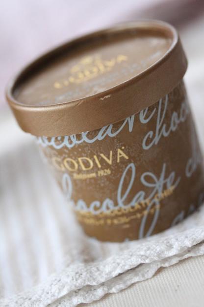 GODIVA EARL GREY CHOCOLATE CHIP 1