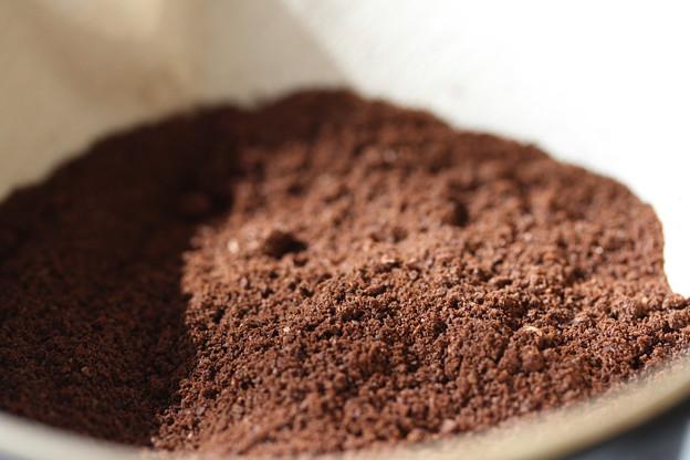 FAUCHON Cafe Melange Ground Coffee Blend 挽かれた豆
