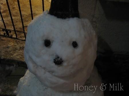 雪だるま2IMG_7990