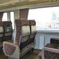 Photos: 206-6(営業1号車) 座席