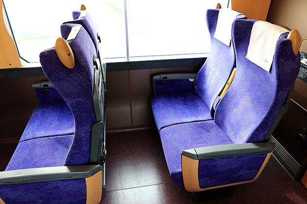 500系Revaty座席