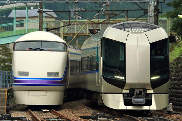 6064M列車充当車両と1132列車