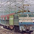 EF 65 515 貨物列車