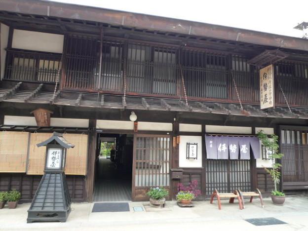 奈良井宿(長野県塩尻市大字奈良井)