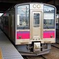 写真: 701系0番台