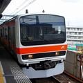 写真: 209系500番台(武蔵野線)
