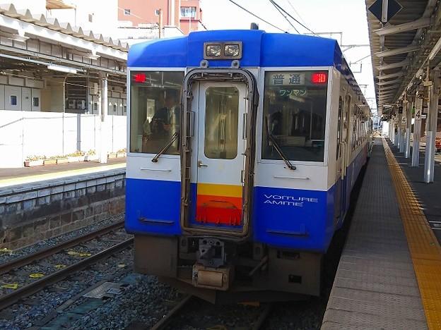 キハ110系(リバイバル飯山色)