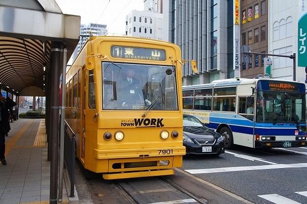 岡山電気軌道7900系