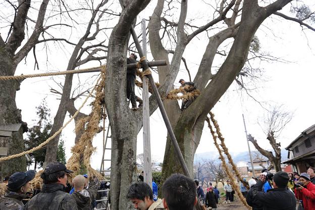 お綱祭 2010/02/11 12:29
