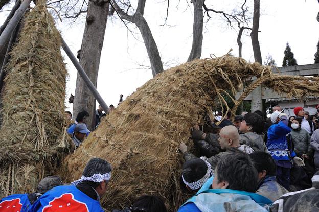 お綱祭 2010/02/11 12:30