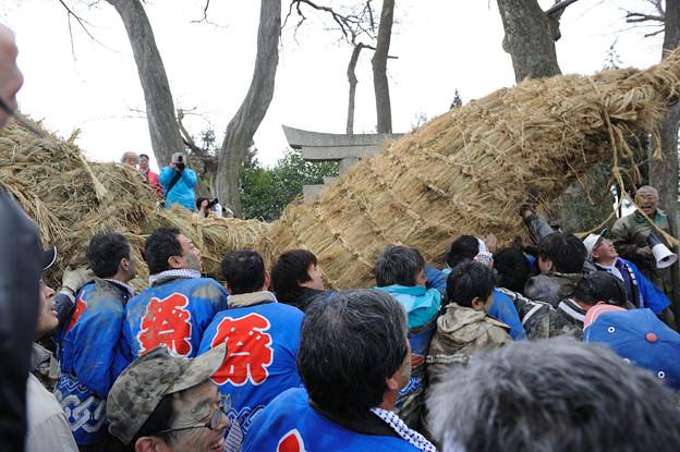 お綱祭 2010/02/11 12:34