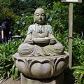 Photos: 明月院の花地蔵