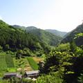 写真: 和田集落