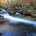 秋の渓谷♪