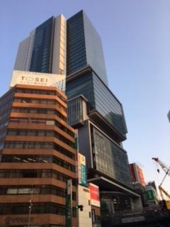 渋谷ヒカリエ2018