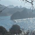 Photos: 1703夕日展望台より弁天島