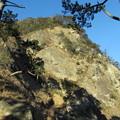 Photos: 1805烏帽子山絶壁