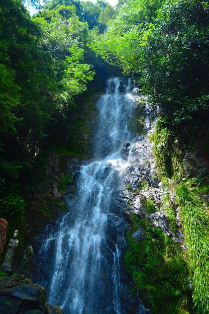 佐賀清水の滝