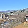 新桂川橋梁(1)