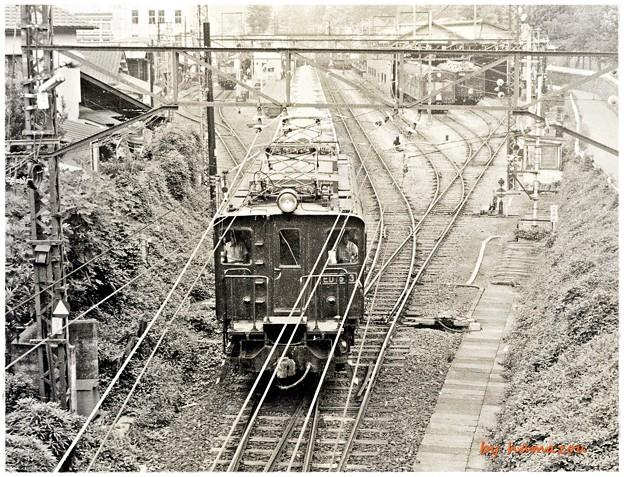 国鉄時代の青梅線