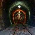Photos: 旧大日影隧道