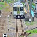 Photos: 誰もいない駅(2)