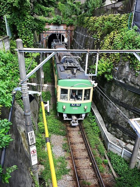 極楽寺隧道