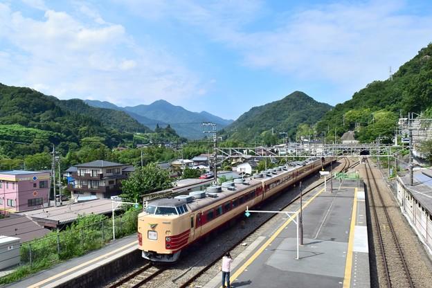 Photos: 初秋の山々