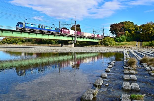 Photos: 晩秋貨物列車