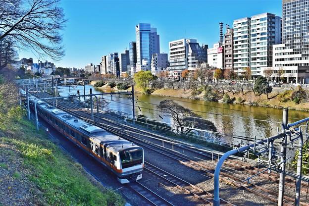 写真: 外堀界隈(2)