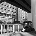 写真: 高架下の昭和