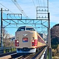 写真: 国鉄色富士山号
