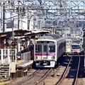 写真: 私鉄沿線