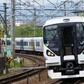Photos: E257系 特急かいじ104号@八王子~豊田