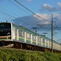 Photos: 205系@蒲須坂~片岡2