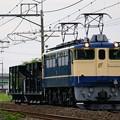Photos: 配8937レ EF65-1104+ホキ2B@ヒガハス