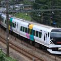 写真: E257系特急あずさ@高尾~相模湖