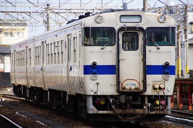 キハ47形@宮崎駅