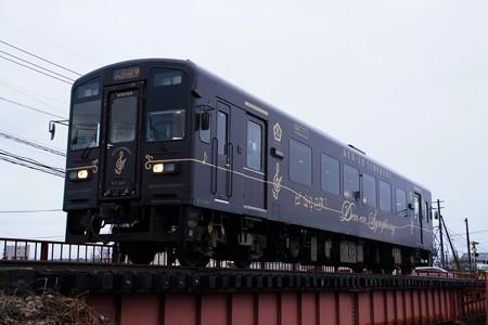 くま川鉄道KT-500形@相良藩願成寺駅~人吉温泉