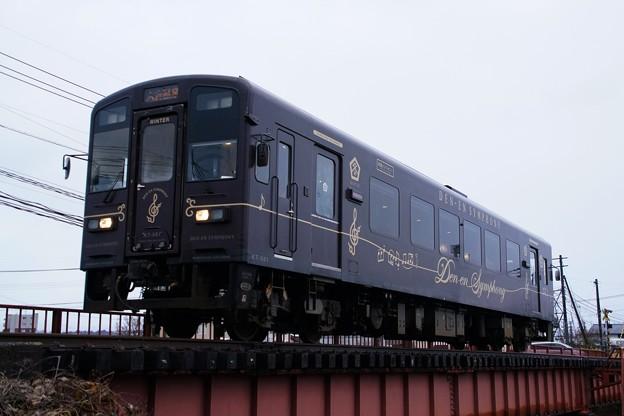 Photos: くま川鉄道KT-500形@相良藩願成寺駅~人吉温泉
