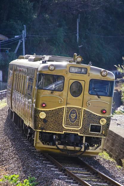 写真: キハ47形「或る列車」@彼杵~千綿