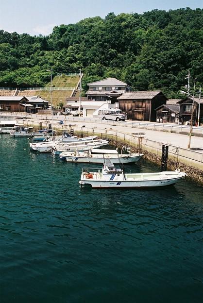 小豆島のボンネットバス(やなぎや観光)4