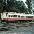旧夕張鉄道ナハニフ152(?)