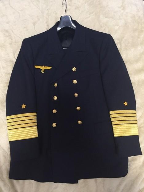 旧ドイツ大北欧帝国海軍の通常軍装